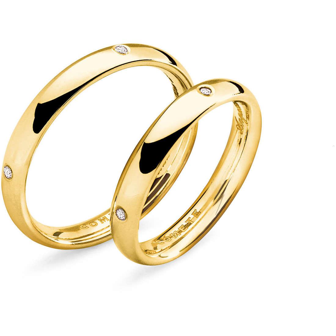 ring unisex jewellery Comete Fedi ANB 1132G M11