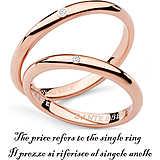 ring unisex jewellery Comete Fedi ANB 1382R M11