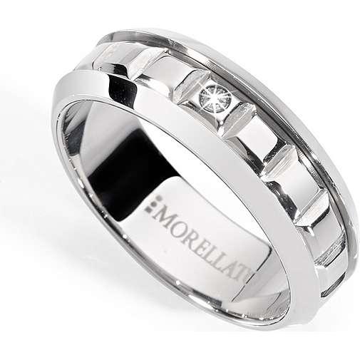 ring unisex jewellery Morellato SIM05023