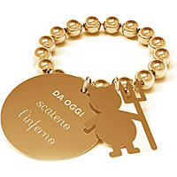 ring woman jewellery 10 Buoni Propositi Petit R0606/GO