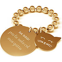 ring woman jewellery 10 Buoni Propositi Petit R0610/GO