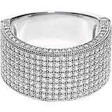 ring woman jewellery Ambrosia AAA 008S