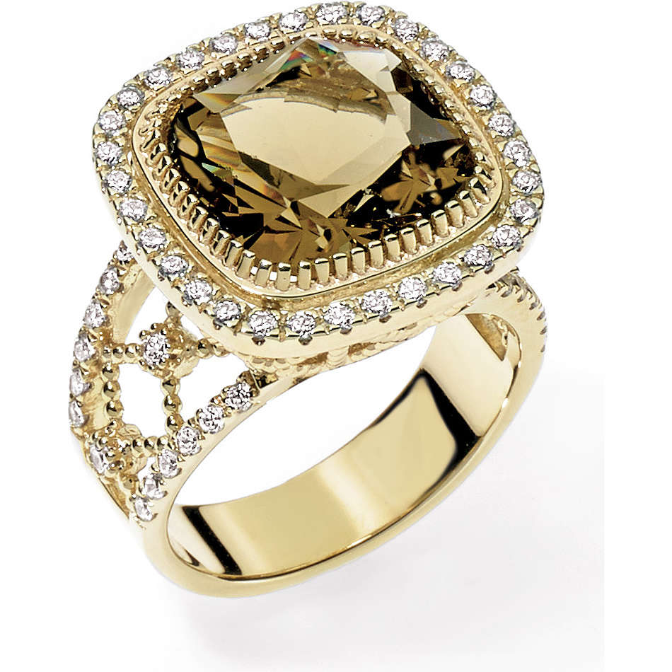 ring woman jewellery Ambrosia Bronzo ABA 001M
