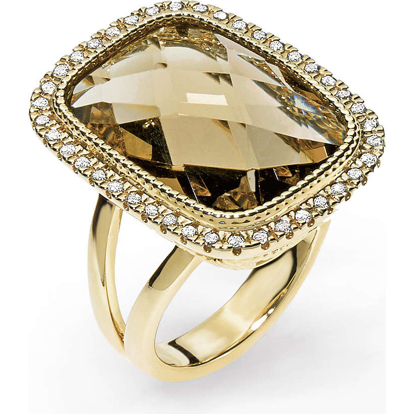 ring woman jewellery Ambrosia Bronzo ABA 002M