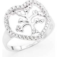 ring woman jewellery Amen Albero Della Vita RTL1-12