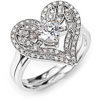 ring woman jewellery Amen Amore RWH1-14