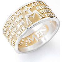 ring woman jewellery Amen Ave Maria AMG-18