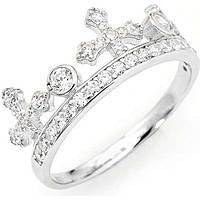 ring woman jewellery Amen Corone AC1-16
