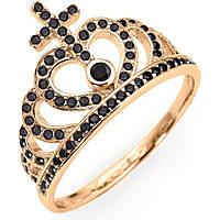 ring woman jewellery Amen Corone AC2RN-18