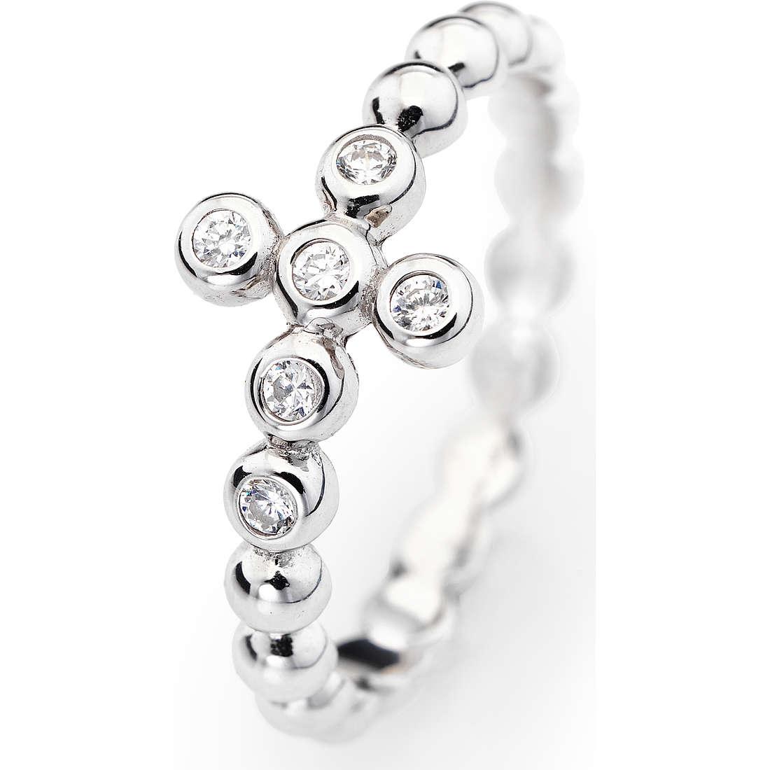 ring woman jewellery Amen Croce ABOBB-20