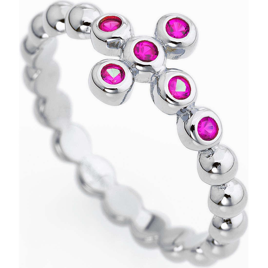 ring woman jewellery Amen Croce ABOBR-12