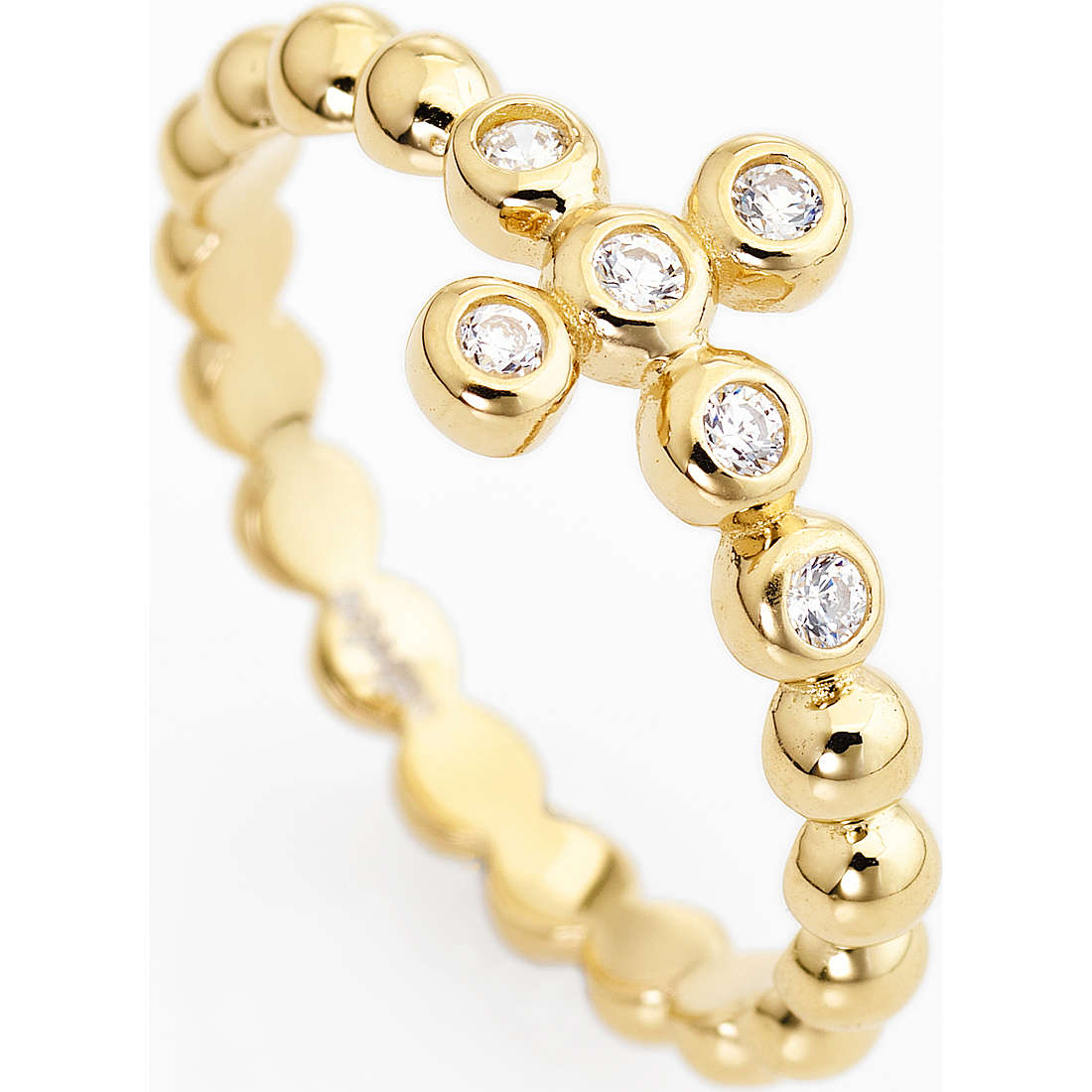 ring woman jewellery Amen Croce ABOGB-12