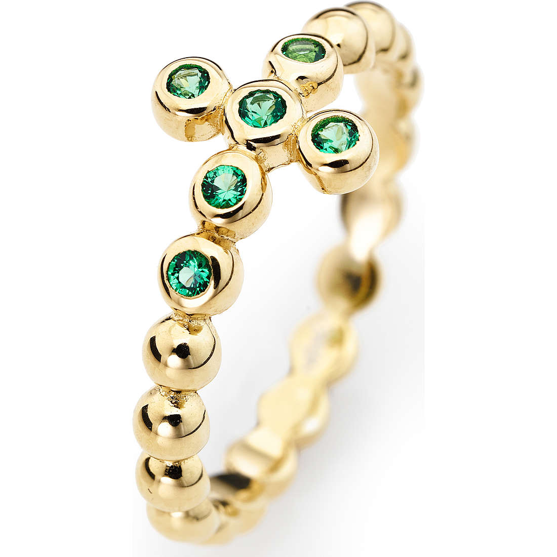 ring woman jewellery Amen Croce ABOGV-12