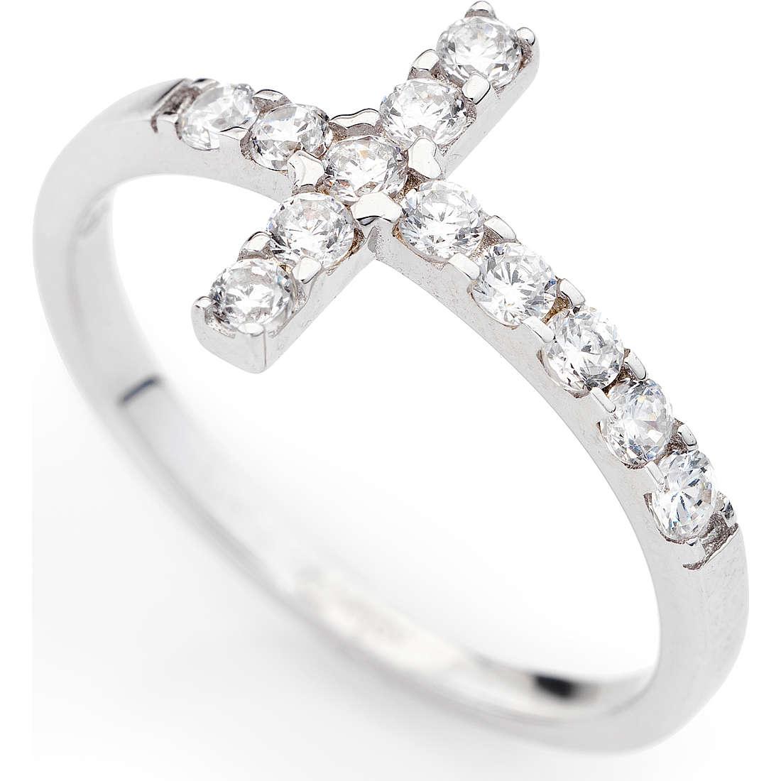 ring woman jewellery Amen Croce ACOBB-12
