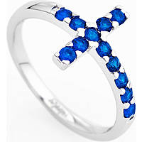 ring woman jewellery Amen Croce ACOBBL-12