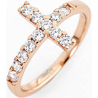 ring woman jewellery Amen Croce ACORB-18