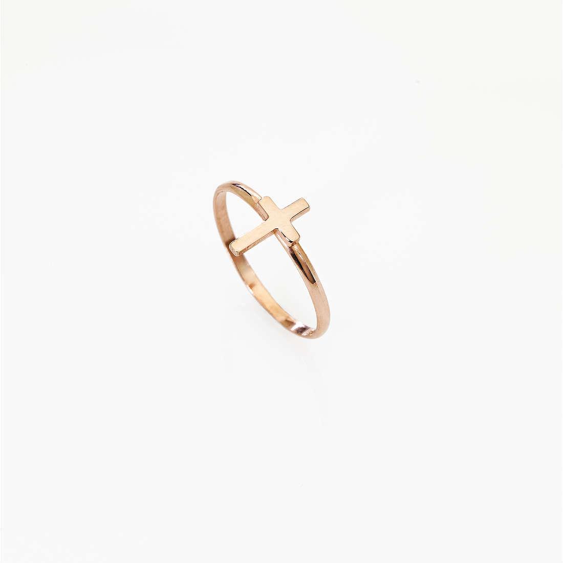 ring woman jewellery Amen Croce ACR-12