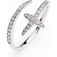 ring woman jewellery Amen Croce Del Sud RCR1