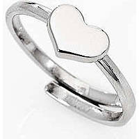 ring woman jewellery Amen Cuore AFHB
