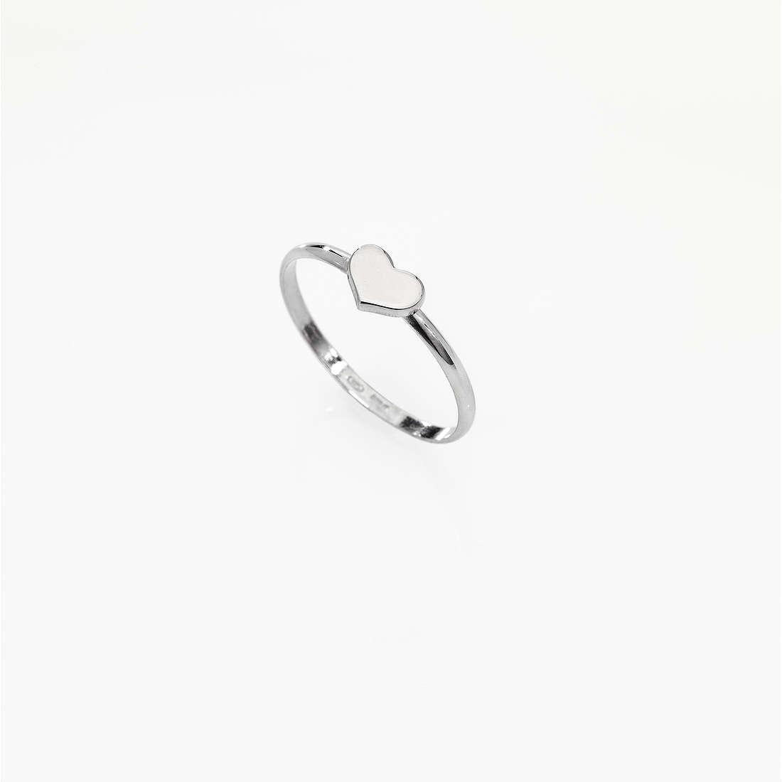 ring woman jewellery Amen Cuore AHB-20