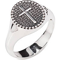 ring woman jewellery Amen Padre Nostro ACR1-14