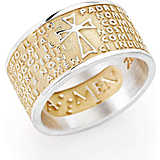 ring woman jewellery Amen Padre Nostro PNG-18