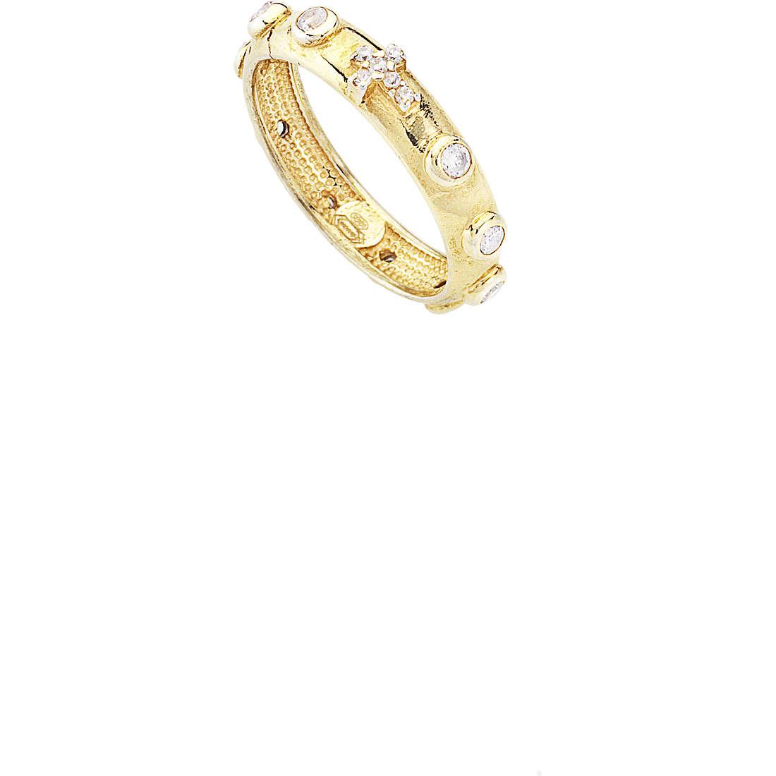 ring woman jewellery Amen Rosario AROGB-12