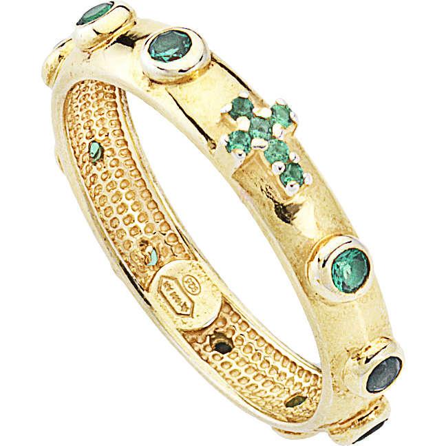ring woman jewellery Amen Rosario AROGV-12