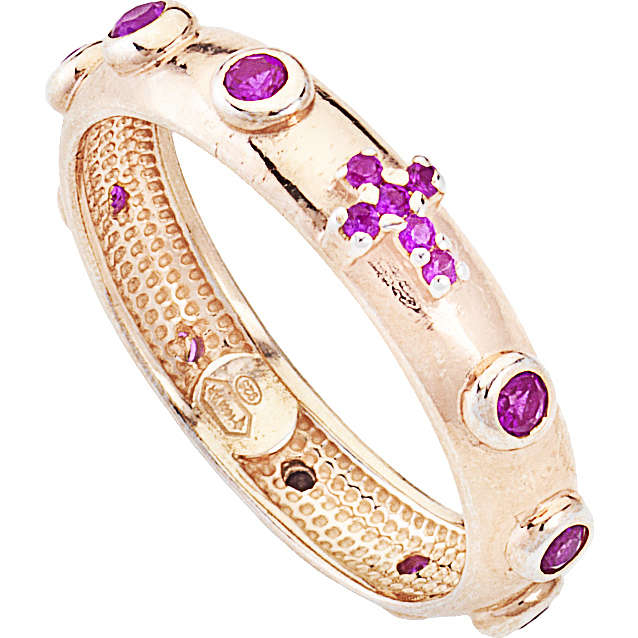 ring woman jewellery Amen Rosario ARORR-10