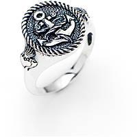 ring woman jewellery Amen Sacro Cuore AAN-26