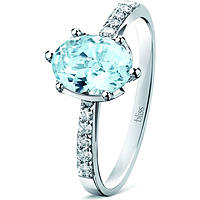 ring woman jewellery Bliss Azzurra 20042537