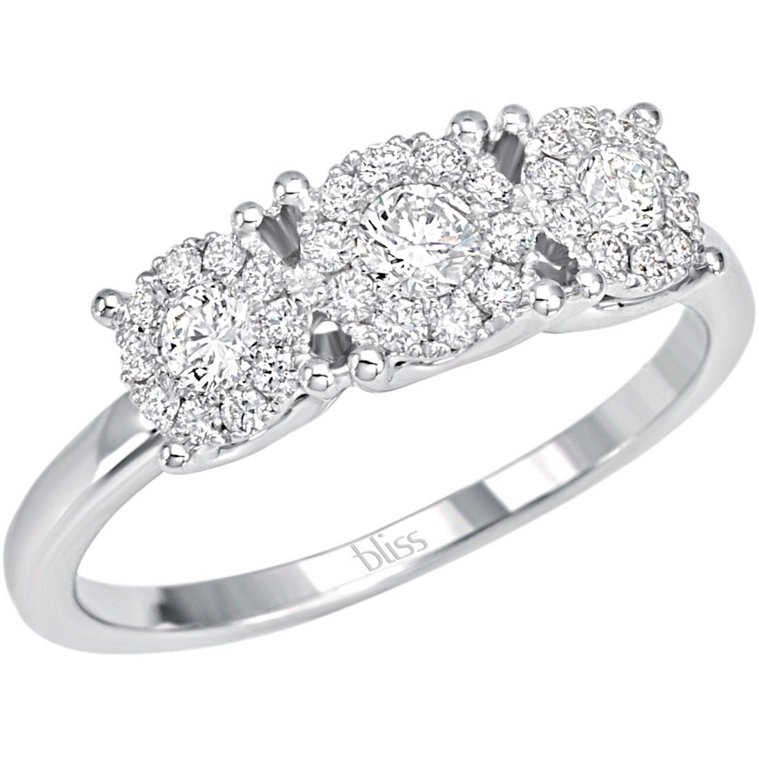 ring woman jewellery Bliss Caresse 20064345