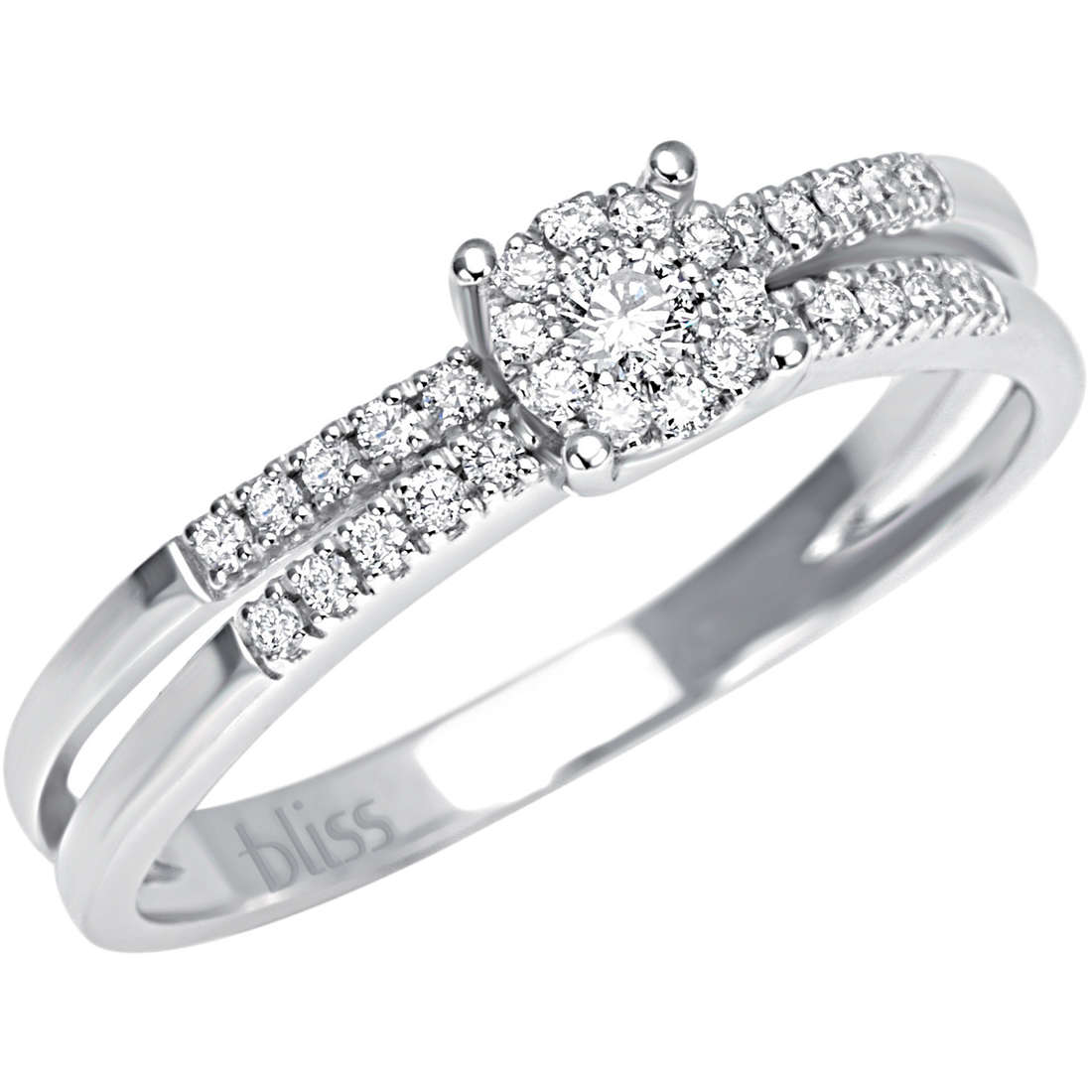 ring woman jewellery Bliss Caresse 20067339