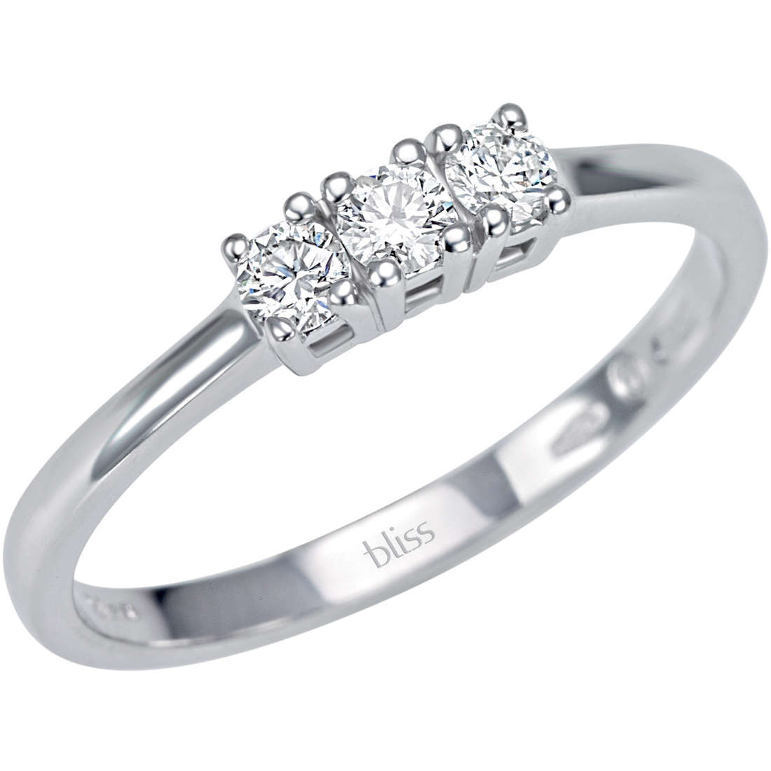 ring woman jewellery Bliss Carezza 20060778