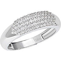 ring woman jewellery Bliss Classic Pave' 20064160