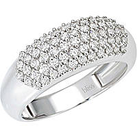 ring woman jewellery Bliss Classic Pave' 20064161