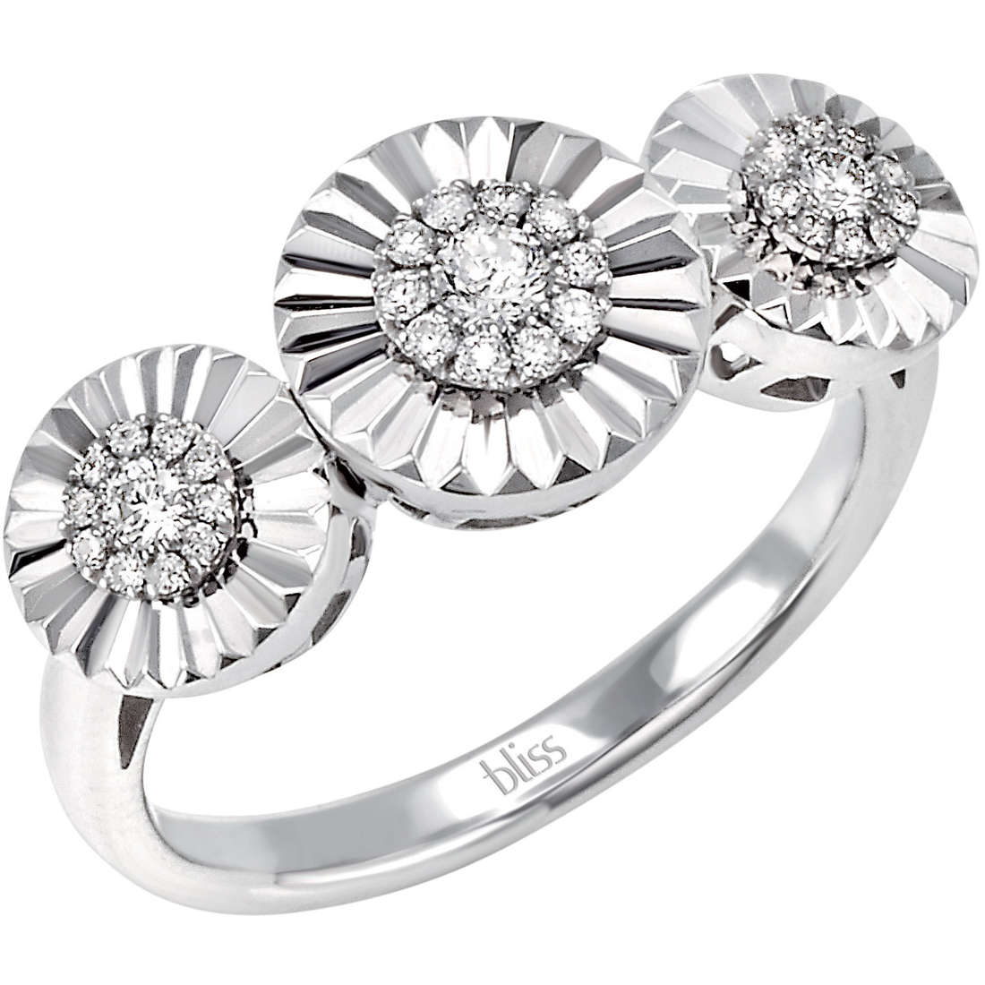ring woman jewellery Bliss Daisy 20070836