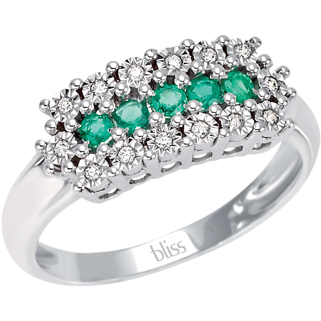 ring woman jewellery Bliss Danubio 20070770