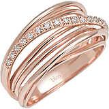 ring woman jewellery Bliss Fascino 20067485