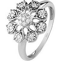 ring woman jewellery Bliss Floreal 20073940