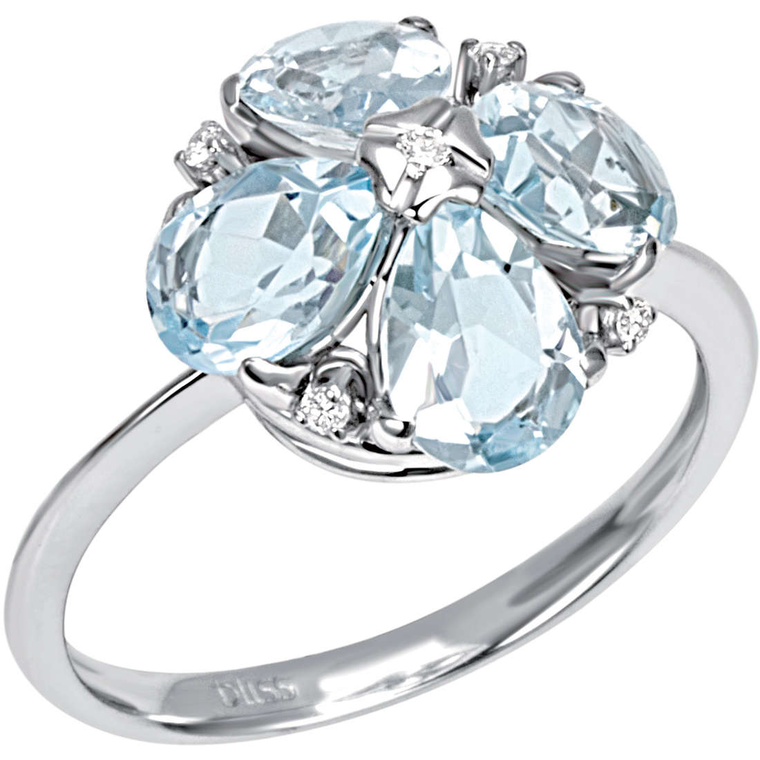 ring woman jewellery Bliss Flower 20069647