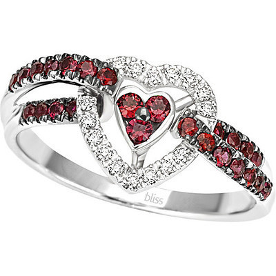 ring woman jewellery Bliss Infinito Amore 20064081