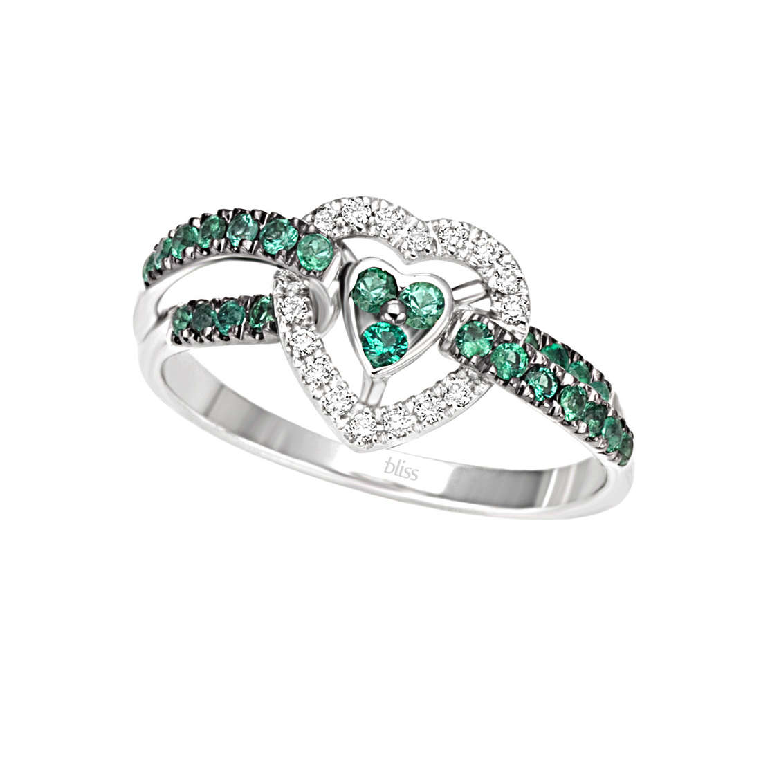 ring woman jewellery Bliss Infinito Amore 20064083