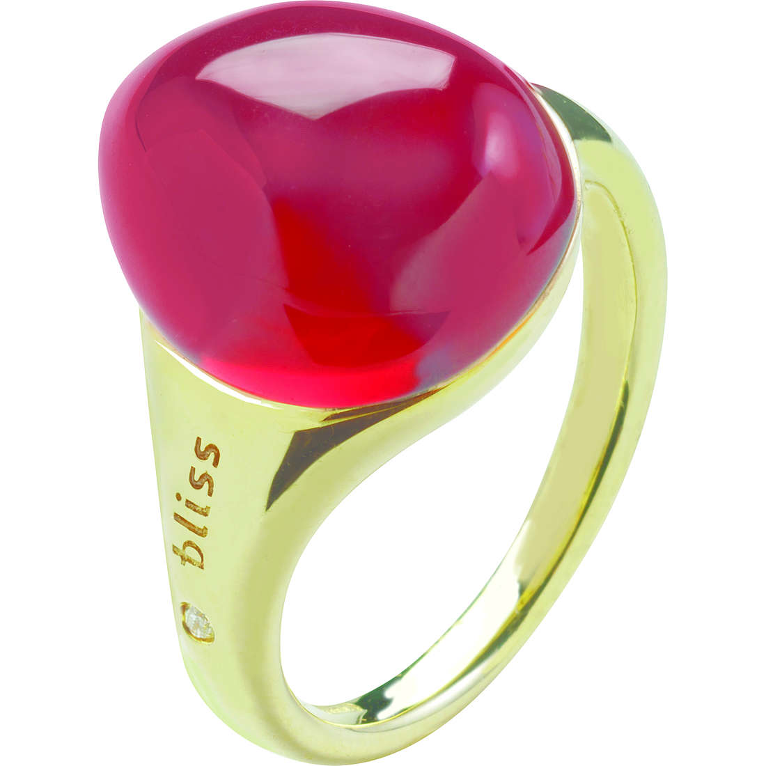 ring woman jewellery Bliss Mint Bliss 20064698