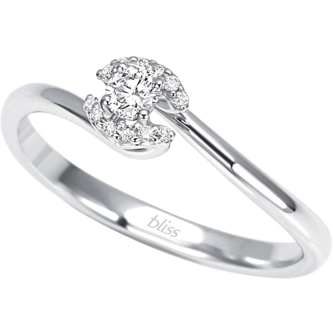 ring woman jewellery Bliss Preludio 20066991