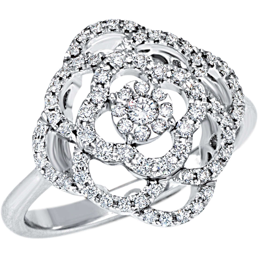 ring woman jewellery Bliss Prestige Selection 20069588
