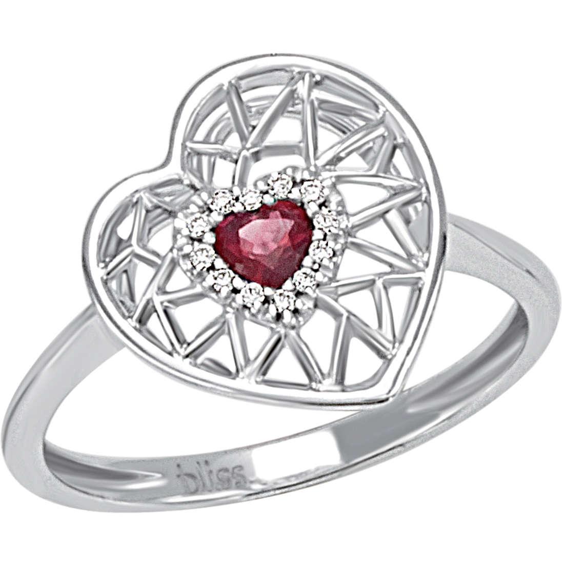 ring woman jewellery Bliss Regina Di Cuori 20070736