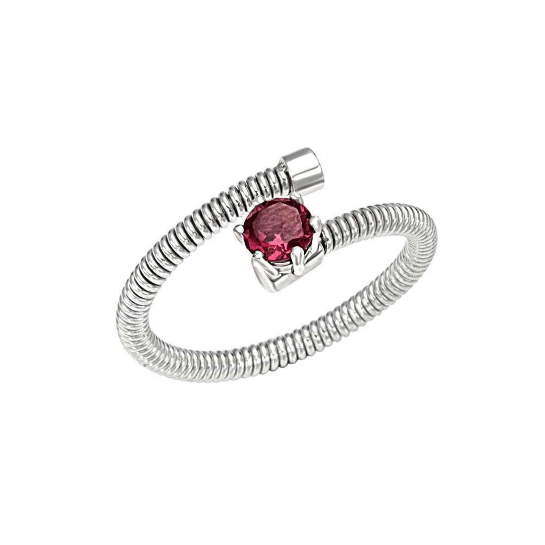 ring woman jewellery Bliss Silver Light 20061868
