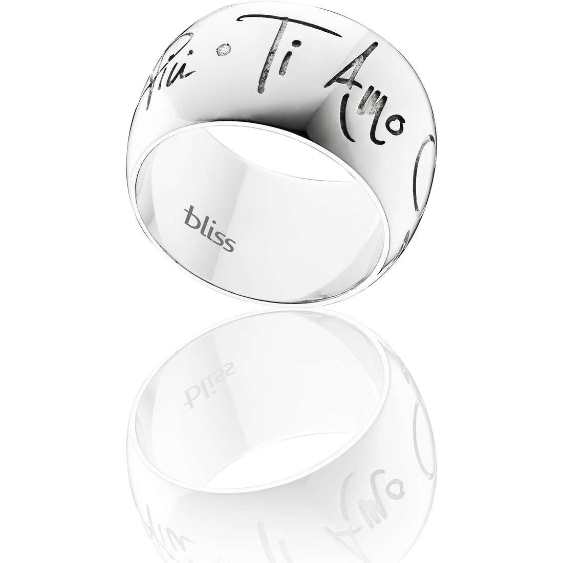 ring woman jewellery Bliss taogd+ 20037487