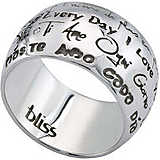 ring woman jewellery Bliss taogd+ 20037490